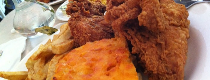 Miss Mamie's Spoonbread Too is one of NYC Uptown.