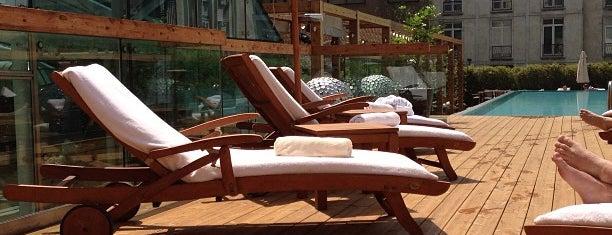 Park Hyatt Istanbul - Macka Palas is one of Fav Hotels.