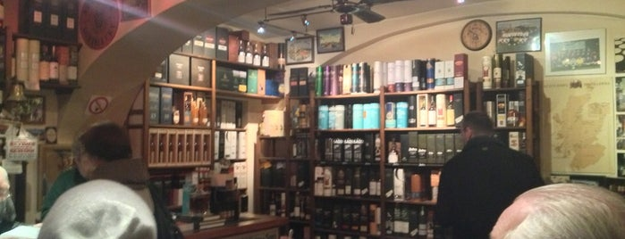 Potstill Whiskey Store is one of vienna.