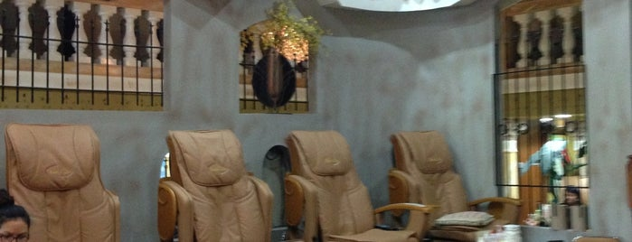 Eminence Nail & Spa is one of The 15 Best Places for Manicures in Atlanta.