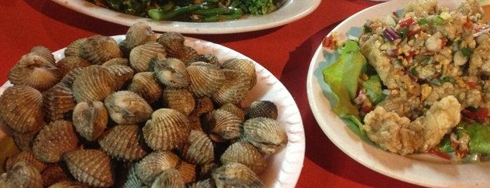 Pattaya Thai Seafood is one of makan @ KL #16.