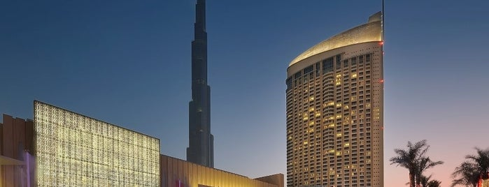 Address Dubai Mall is one of The 15 Best Places That Are All You Can Eat in Dubai.