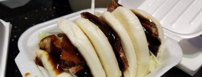 Peking Duck Sandwich Stall is one of New York.
