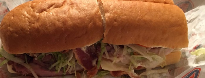 Jersey Mike's Subs is one of Food Paradise.