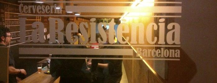 La Resistència is one of Llocs per repetir.