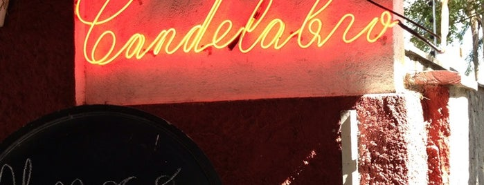 Candelabro is one of OS BAMBAS.