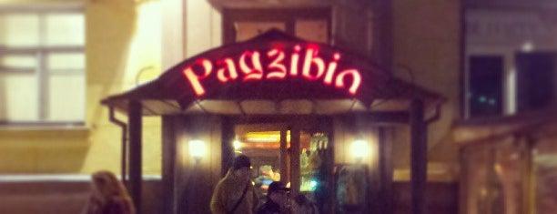 Радзивил is one of Минские пивные бары.