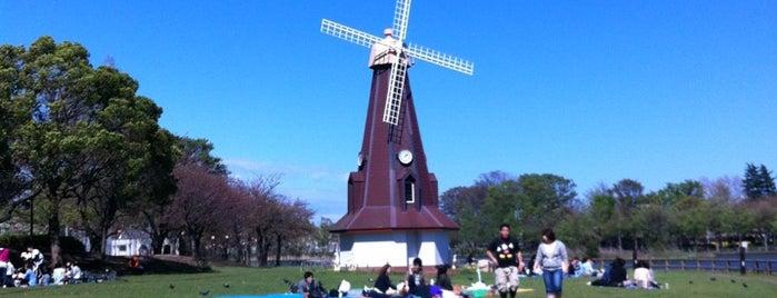Ukima Park is one of サイクリング.