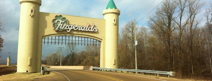Fitzgerald's Casino and Hotel is one of Tunica, MS Casinos.