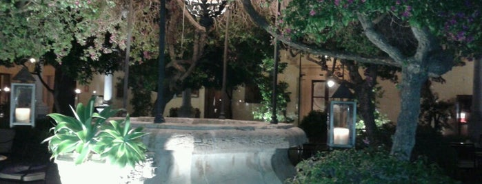 San Domenico Palace Hotel is one of South Italy.
