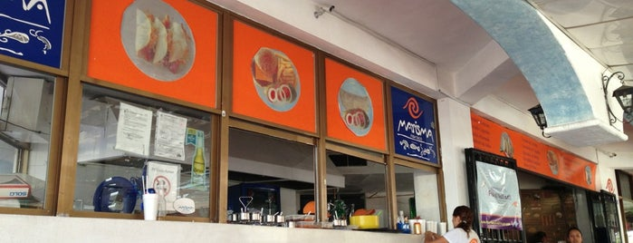 Marisma Fish Taco is one of The 15 Best Places for Tacos in Puerto Vallarta.