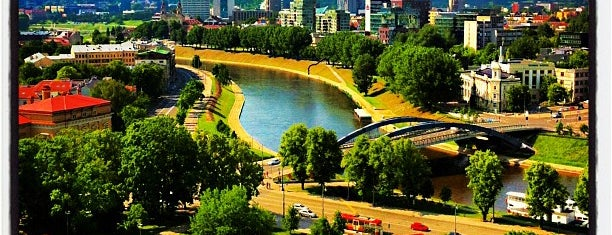 Vilnius is one of Capital Cities of the World.