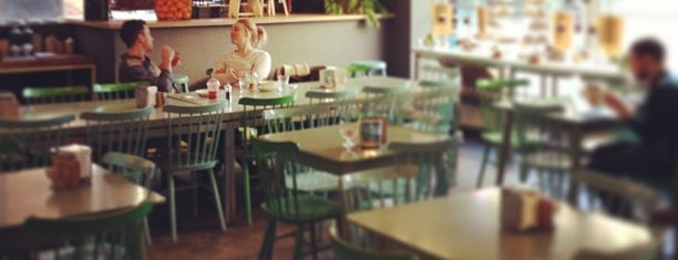 Pitfield London is one of Best coffee places.