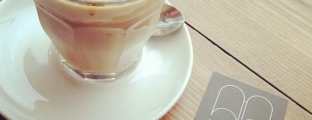 Paper & Cup is one of Hackney Coffee, yeah!.