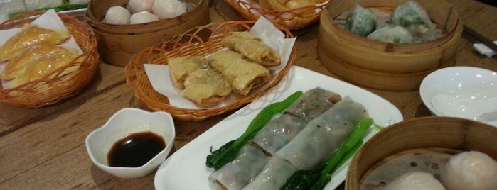 DimDimSum Hong-Kong Style Café is one of Shanghai Life.