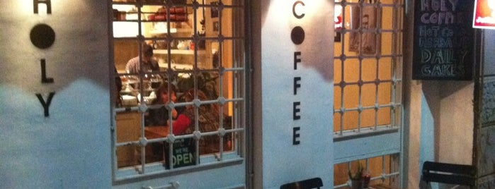 Hope Coffee & Eatery is one of İstanbul.