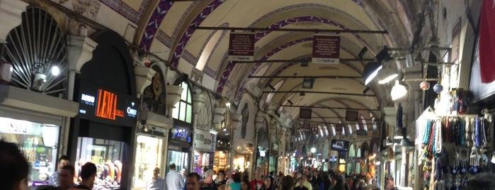 Kapalıçarşı is one of Istanbul - En Fazla Check-in Yapılan Yerler-.