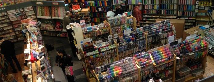 Kinokuniya Book Store is one of Seattle.