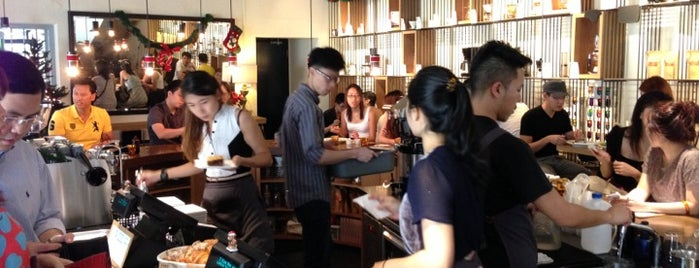 Chye Seng Huat Hardware Coffee Bar is one of Potable Coffee Global.