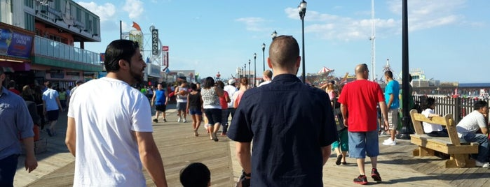 Seaside Heights Boardwalk is one of Jersey.