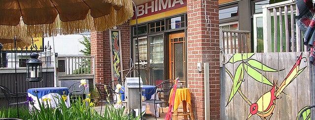 Bhima's Warung is one of Waterloo.