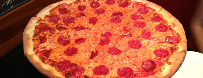 Sal's Authentic New York Pizza is one of NZ to go.