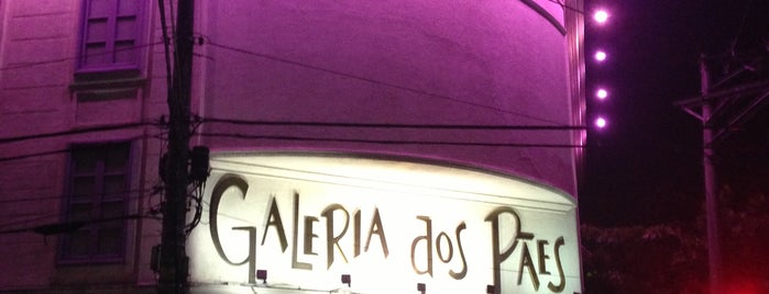 Galeria dos Pães is one of Sao Paulo's Best Bakeries - 2013.