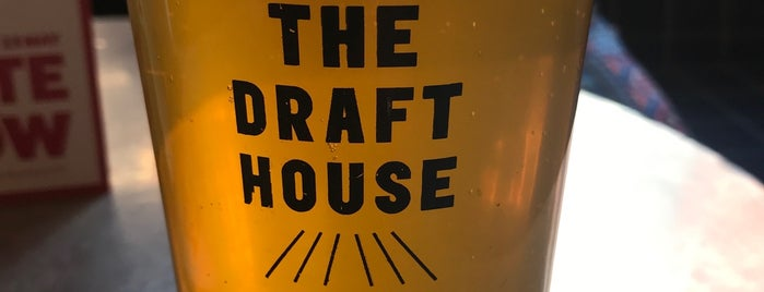 The Draft House - Hammersmith is one of London Craft Beer.