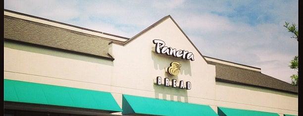 Panera Bread is one of Delaware chillin.