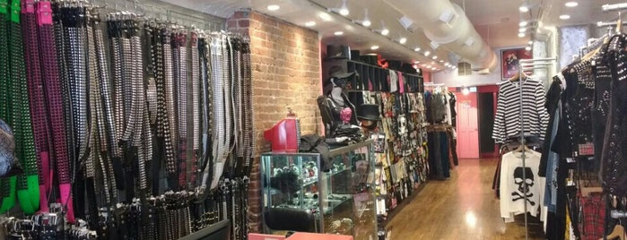 Trash and Vaudeville is one of The Ultimate Guide to Shopping in NYC.