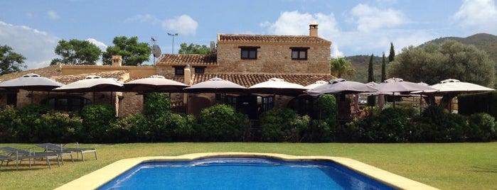 Vall de Cavall is one of Restaurants.