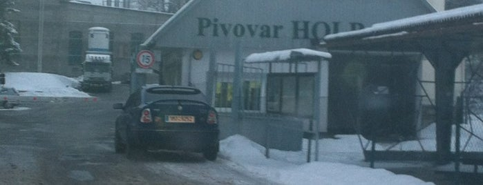Pivovar Holba is one of Pivovary ČR - Czech Breweries.