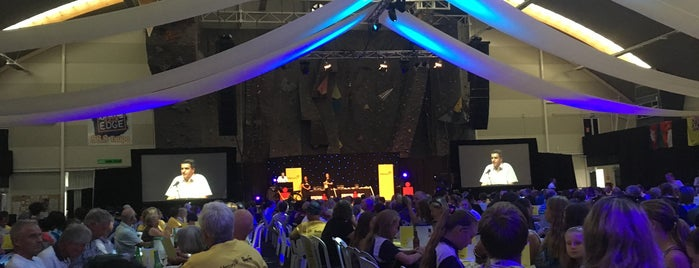 Taupo Events Centre is one of Fun Group Activites around New Zealand.