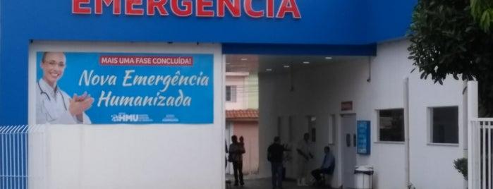HMU - Guarulhos is one of Saúde - Estabelecimentos.