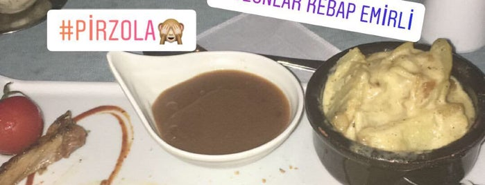 Uzunlar Kebap is one of ☺️.