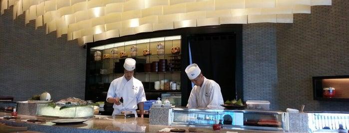 Kampachi is one of Japanese Spoils Around The World.