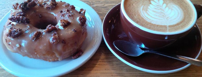 Discovery Coffee is one of Victoria next level coffee shops.