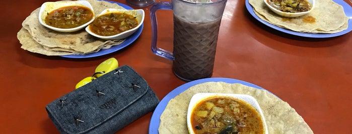 Sejati Capati Dan Tomyam (Gerai no. 10) is one of Makan @ Utara #12.