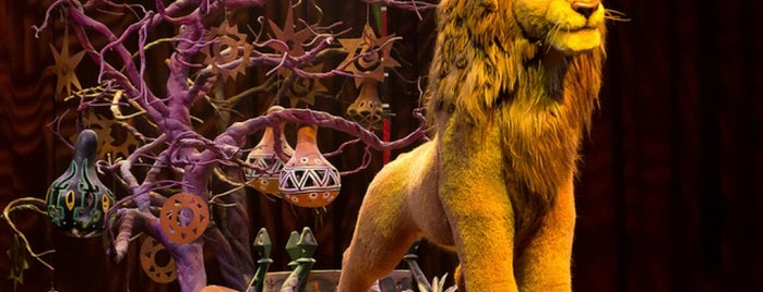 Festival of the Lion King is one of Walt Disney World.