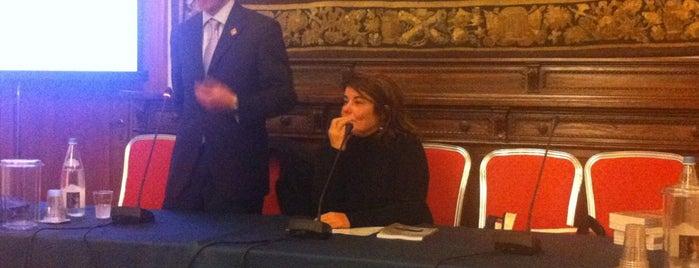 Palazzo isimbardi is one of Free WiFi - Italy.