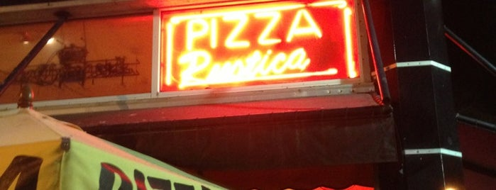Pizza Rustica is one of The 15 Best Places for People Watching in Miami Beach.