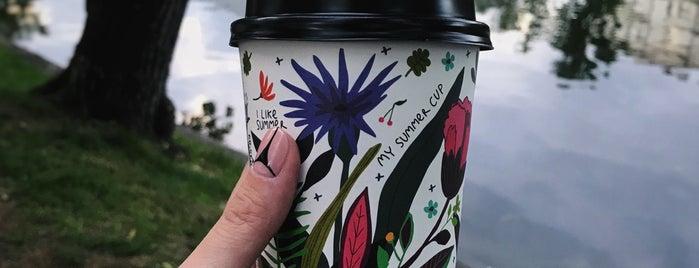 Розетка и кофе is one of Moscow.