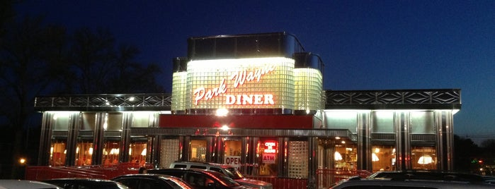 Park Wayne Diner is one of Diners I want to go.