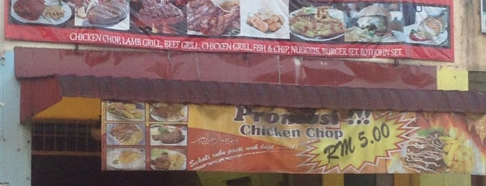 Joe Western Grill is one of Makan @ Melaka/N9/Johor #15.
