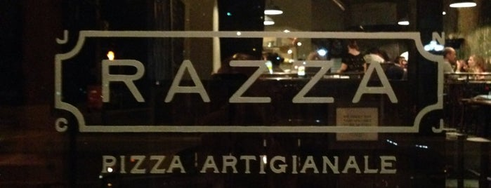Razza Pizza Artiginale is one of Hoboken/Jersey City.