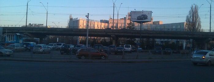 Міст Нивки is one of Мости України.