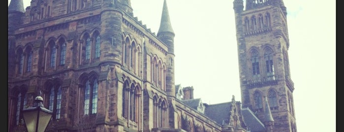 Glasgow University Business School is one of Inspired locations of learning.
