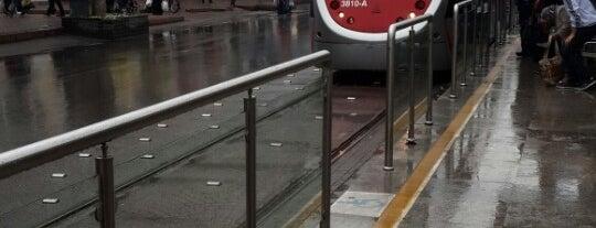 Hunat Kayseray Durağı is one of Kayseri Organize Sanayi - İldem Tramvay Hattı.