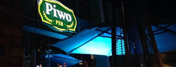 Piwo Pub is one of Sergio.