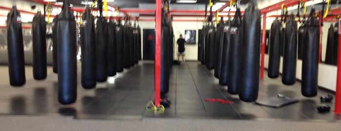 UFC Gym Carlsbad is one of Favorite spots.